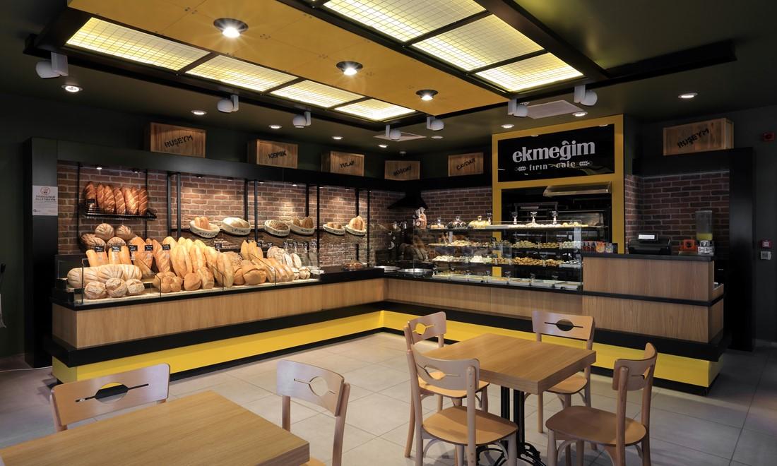 Ekmeğim Fırın Cafe  Mehmet Nükte